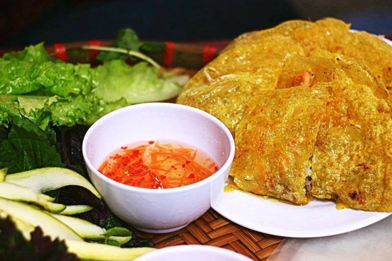 Top 15 Quán bánh xèo, nem lụi ngon Hà Nội