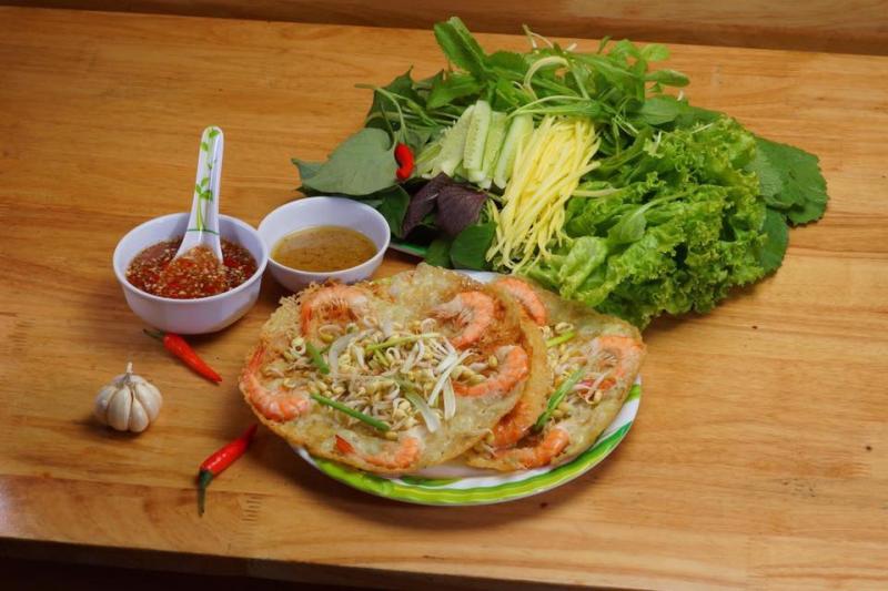 Top 5 Quán bánh xèo ngon ở quận Bình Thạnh, TP.HCM