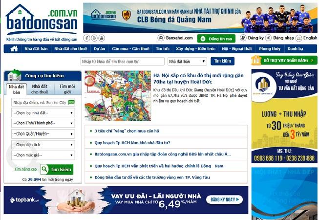 Top 10 Website hỗ trợ tìm nhà trọ uy tín nhất tại Hà Nội