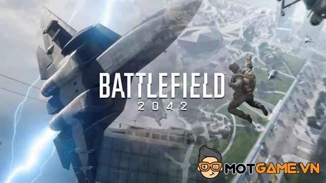 """Battlefield 2042 """"nhá hàng"""" những trận không chiến nảy lửa"""