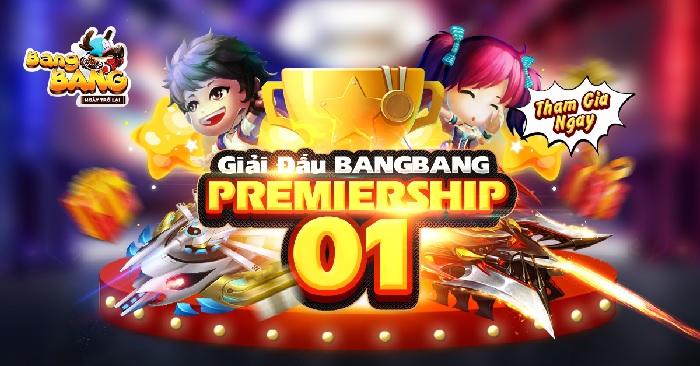 BangBang trở lại mạnh mẽ với giải đấu online BangBang Premiership 1