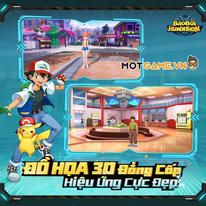 Tựa game đấu Pet chiến thuật mới Bảo Bối Huyền Thoại chuẩn bị cập bến Việt Nam