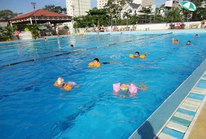 Top 13 Bể bơi công cộng có giá vé rẻ và chất lượng nhất tại Sài Gòn