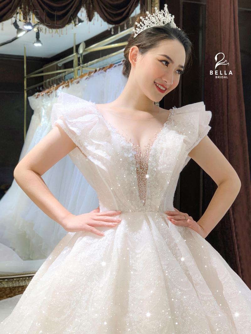 Top 11 địa chỉ may và cho thuê váy cưới đẹp nhất tại Hà Nội