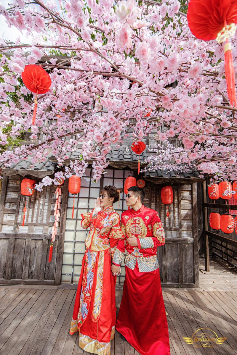 Top 5 Địa chỉ cho thuê áo dài cưới hỏi đẹp nhất quận 8, TP. HCM