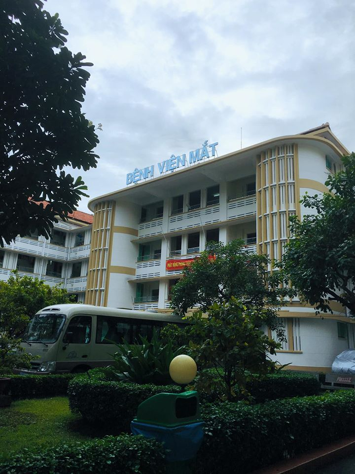 Top 8 Bệnh viện mắt uy tín tại Hồ Chí Minh