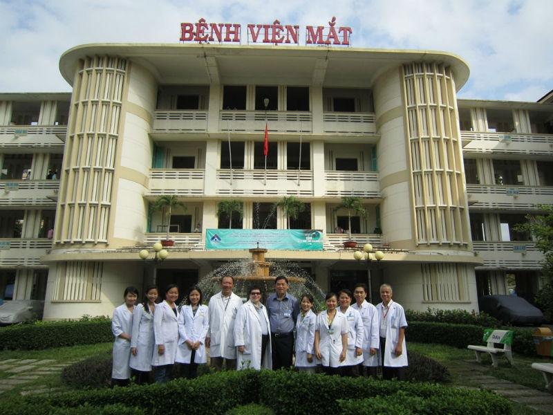 Top 9 Bệnh viện có chuyên khoa mắt tốt nhất ở Thành phố Hồ Chí Minh