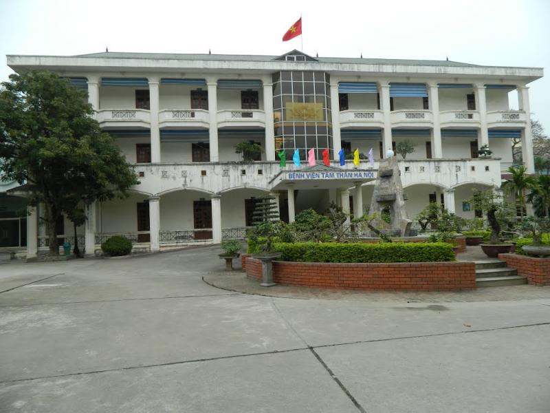 Top 4 Bệnh viện tâm thần uy tín ở Hà Nội