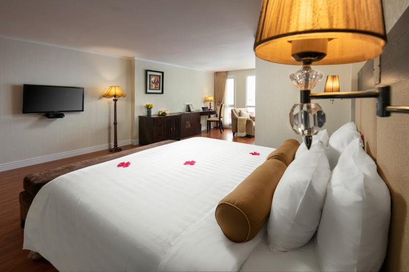 Top 7 Khách sạn đẹp nhất tại Hàng Bông, Hà Nội