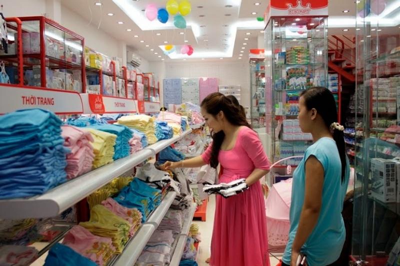 Top 11 Shop mẹ và bé chất lượng nhất tại Hà Nội