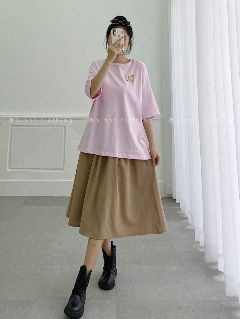 Top 8 Shop bán áo thun Basic đẹp nhất TP. Hồ Chí Minh