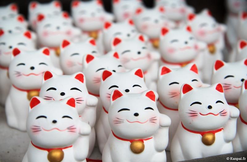 Top 5 Sự thật thú vị về mèo thần tài Nhật Bản (Maneki Neko)