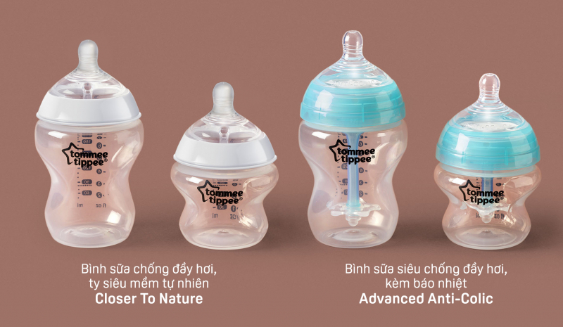 Top 12 Bình sữa tốt nhất hiện nay cho bé yêu thoải mái và an toàn