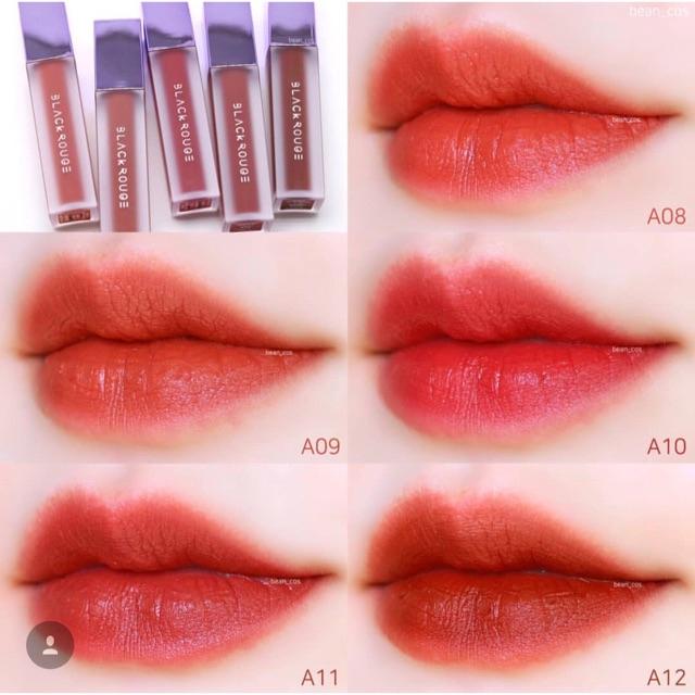 Black Rouge Air Fit Velvet Tint