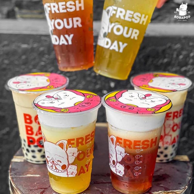 Top 9 Quán trà sữa ngon nhất Bạc Liêu