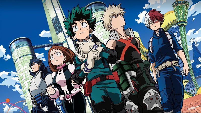 Top 10 Siêu phẩm Anime đáng xem nhất trong năm nay