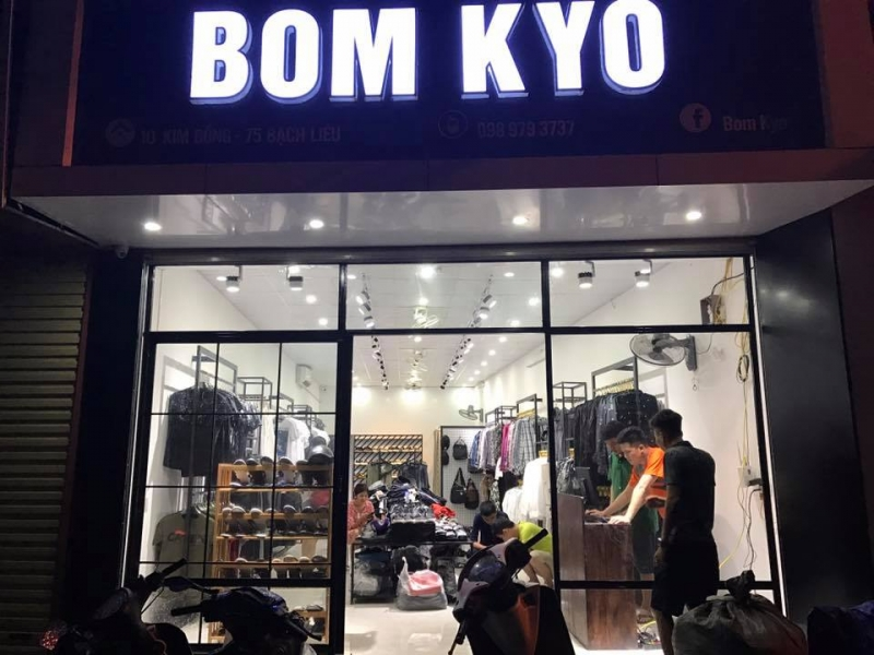 Top 7 Shop thời trang nam đẹp và giá hợp lý nhất ở TP. Vinh, Nghệ An