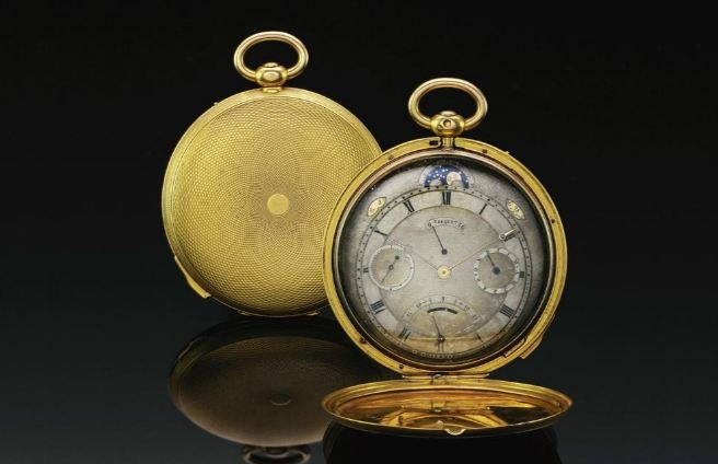 Top 10 đồng hồ đắt tiền nhất thế giới