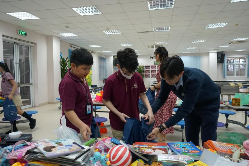 Top 10 Trường THCS Quốc tế tốt nhất tại Hà Nội