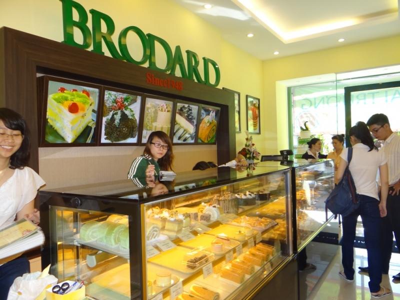 Top 15 Thương hiệu bánh kem nổi tiếng tại TP.HCM