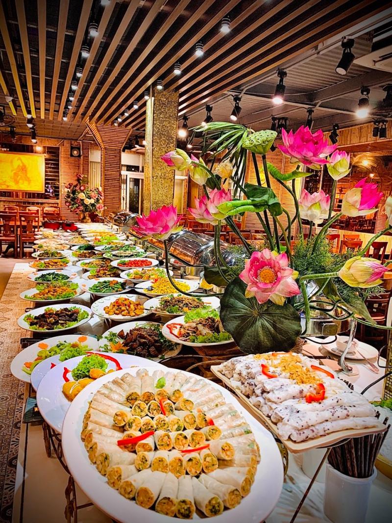 Top 9 Nhà hàng đồ chay ngon nhất quận Đống Đa, Hà Nội