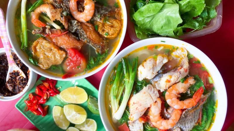 Top 15 Quán bún cá ngon nhất ở Hà Nội