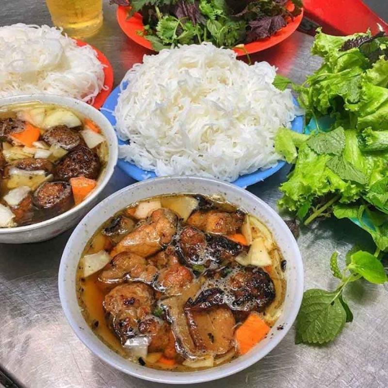 Top 30 Món ăn đêm ngon nhất Hà Nội