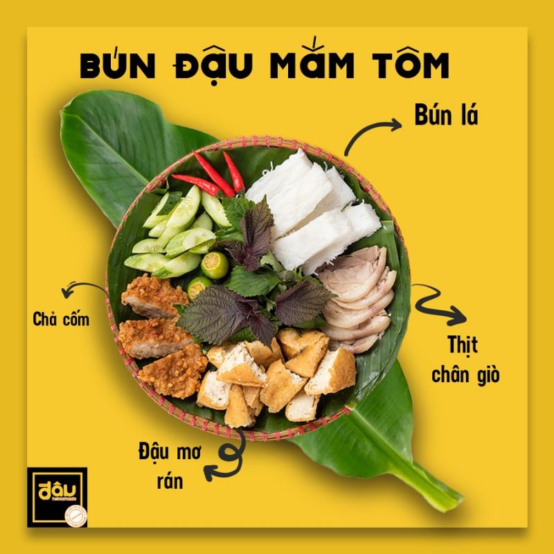Top 7 Quán bún đậu mắm tôm ngon ở quận 4, TP. HCM