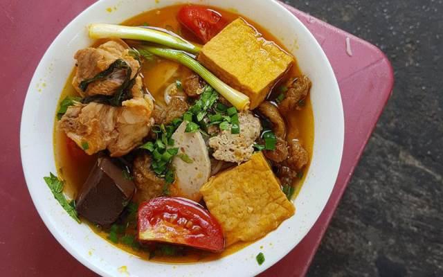 Top 10 Quán bún riêu ngon ở quận Tân Bình, TP.HCM