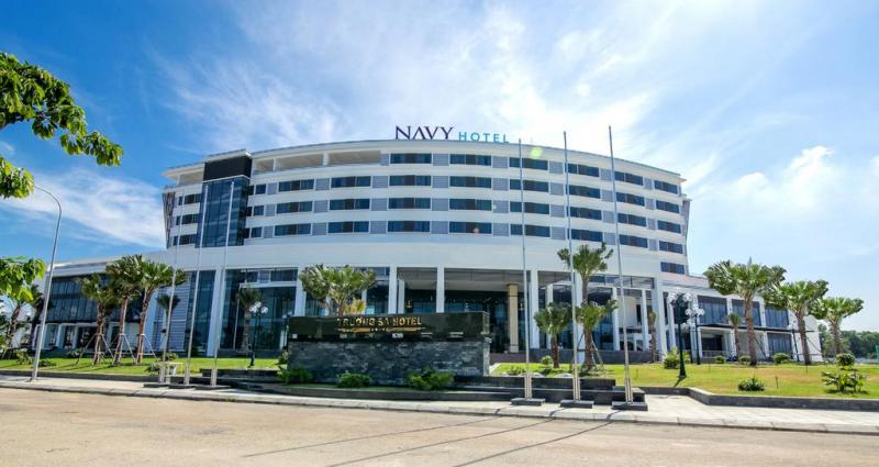 Top 10 Khách sạn tốt nhất gần sân bay Cam Ranh