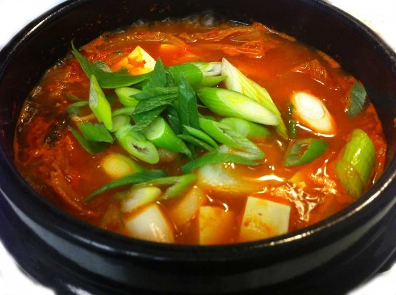 Top 16 Món ăn nổi tiếng của Hàn Quốc được kết hợp với kim chi