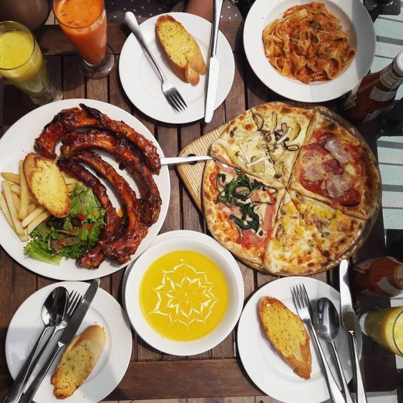 Top 10 Nhà hàng Ý ngon nổi tiếng nhất ở Hà Nội