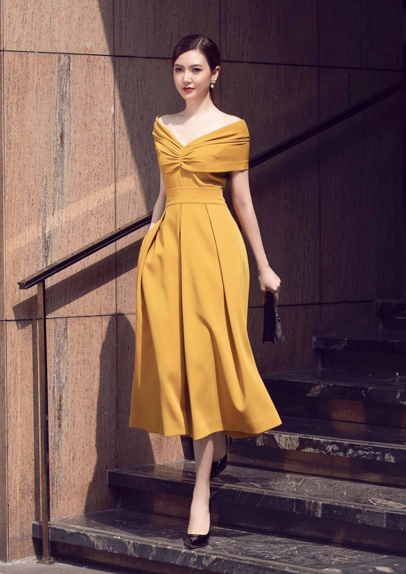 Top 12 Shop bán váy đầm dự tiệc đẹp nhất quận 3, TP. HCM