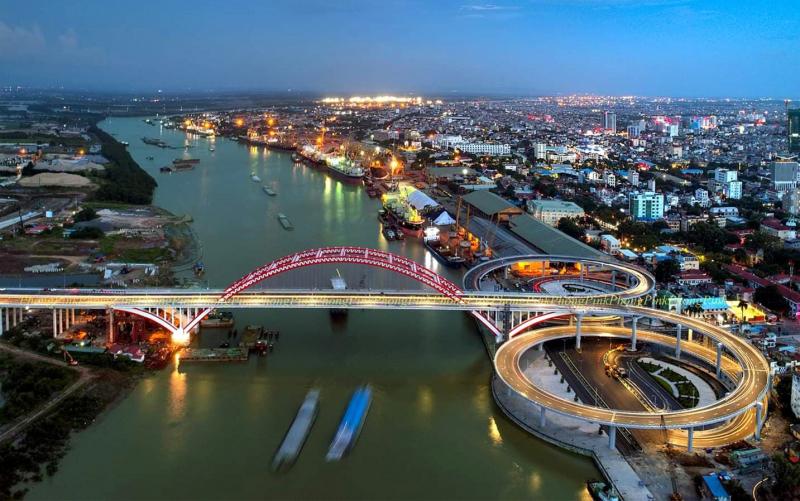Top 10 Cây cầu nổi tiếng nhất ở Hải Phòng
