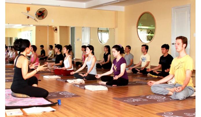 Top 10 Trung tâm dạy yoga tốt nhất tại TP. Hồ Chí Minh
