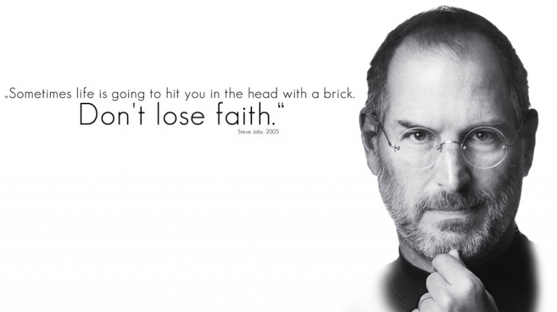 Top 18 Câu nói nổi tiếng của người thay đổi thế giới –  Steve Jobs
