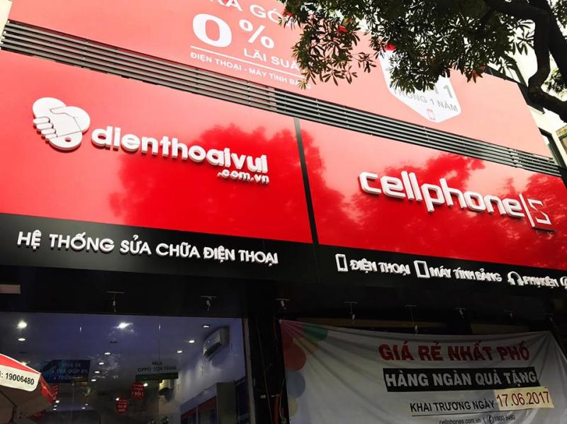 Top 9 Cửa hàng bán điện thoại uy tín, giá tốt nhất tại Hà Nội