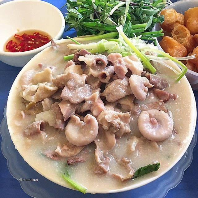 Top 10 Quán cháo lòng ngon nhất tại Hà Nội