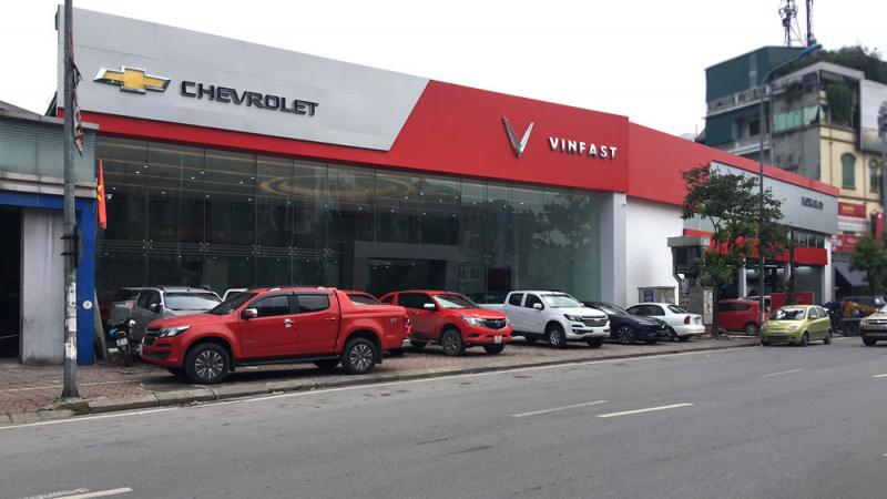 Top 3 đại lí xe Chevrolet uy tín và đúng giá nhất tại Hà Nội