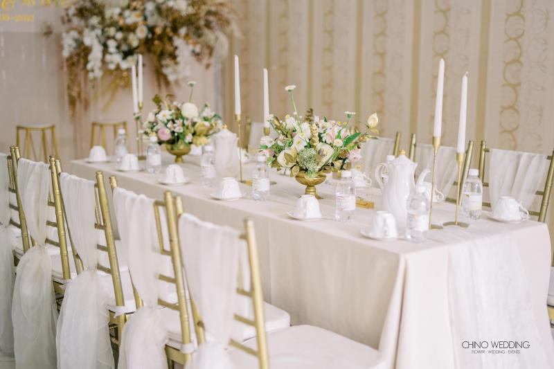 Top 9 Dịch vụ trang trí tiệc cưới tốt nhất tại Đà Nẵng