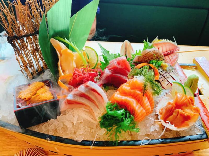 Top 13 Nhà hàng Nhật Bản ngon, nổi tiếng nhất ở Quận 1, TP. HCM