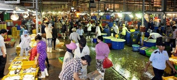 Top 10 Chợ đầu mối lớn nhất Việt Nam