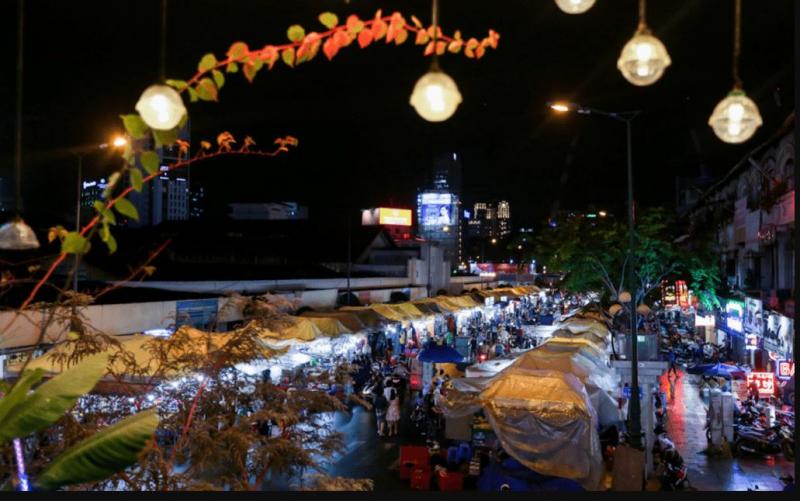 Top 10 Chợ đêm nổi tiếng nhất ở TP. Hồ Chí Minh