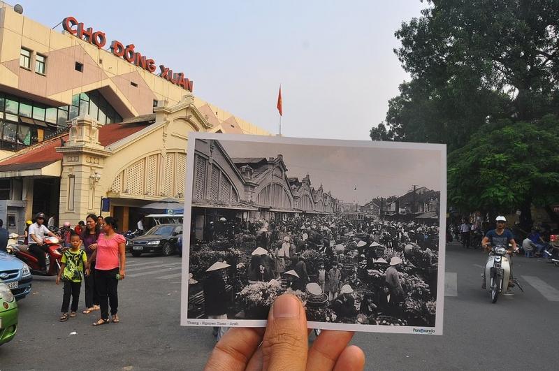 Top 11 Khu chợ nổi tiếng nhất Hà Nội