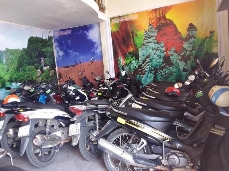 Top 3 Địa chỉ cho thuê xe máy giá rẻ ở Quảng Bình