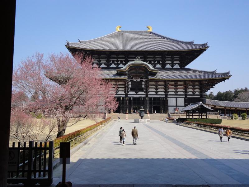 Chùa Todaiji - Công trình kiến trúc bằng gỗ lớn nhất thế giới