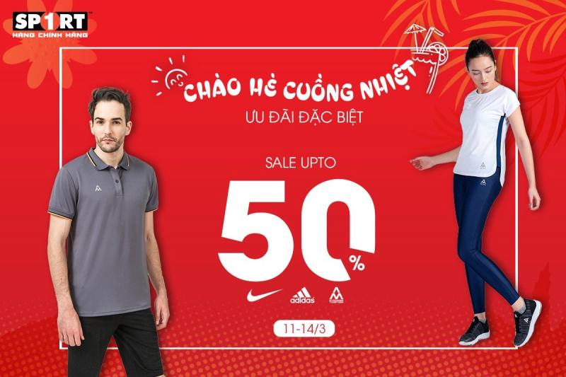 Top 5 Shop bán quần áo Tennis chất lượng nhất tại Hà Nội