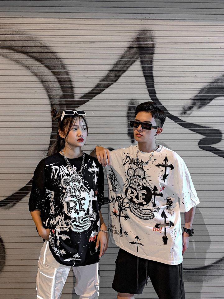 Top 10 Shop bán áo phông/thun đẹp độc chất nhất ở Hà Nội