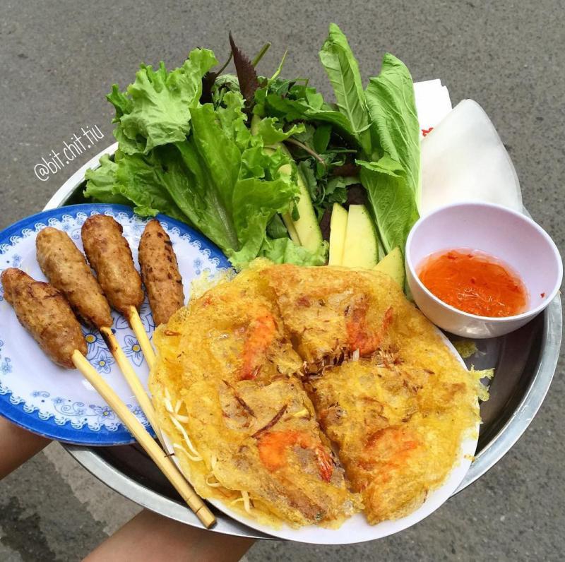 Top 7 Quán ăn ngon trên phố Vũ Tông Phan – Hà Nội