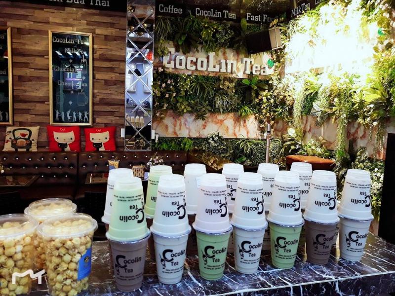 Top 4 Quán trà sữa ngon nhất Tân Yên, Bắc Giang